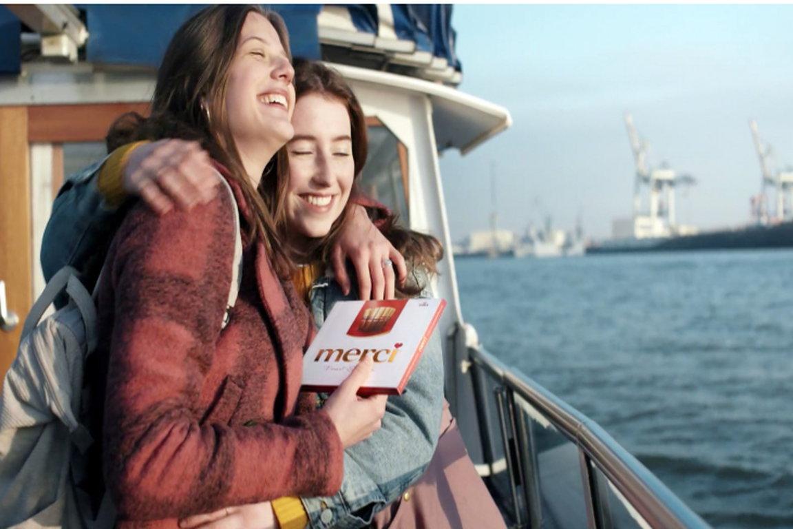 merci 2020: Neue emotionale Kampagne mit neuem Song von Pahnke