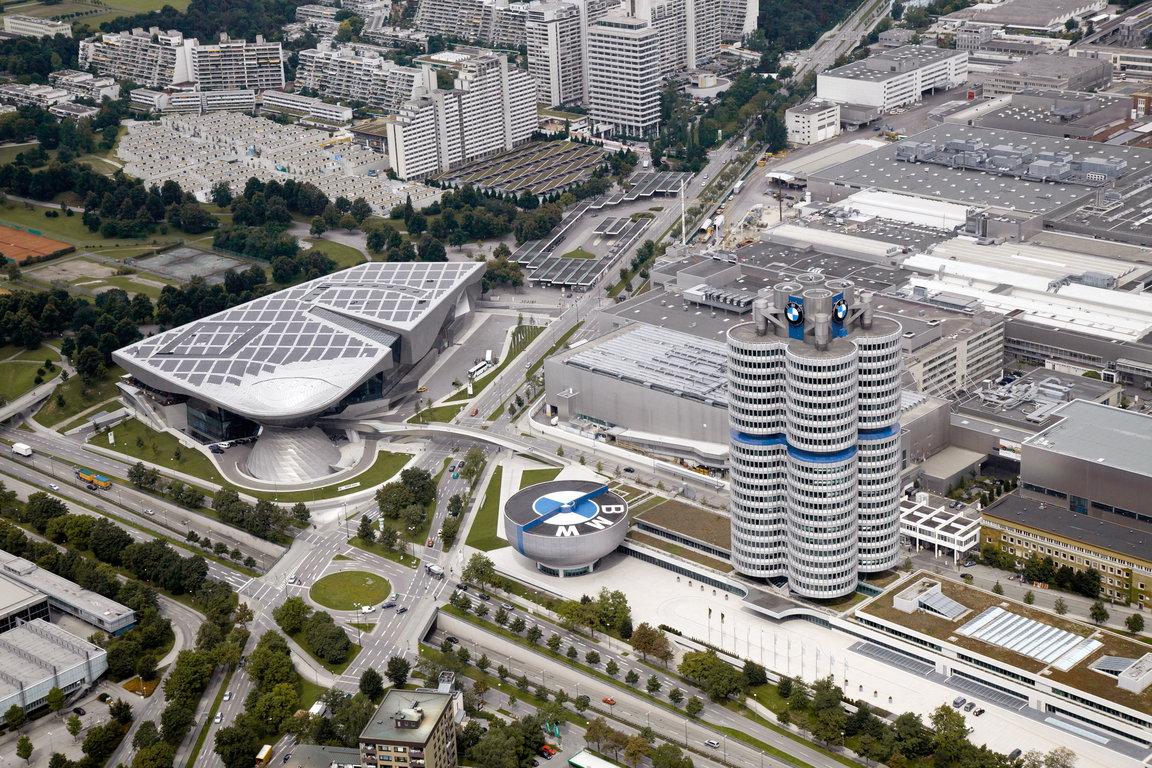 Marketingkommunikation mit Corporate Architecture